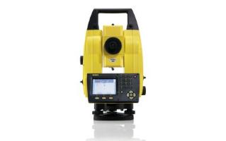 Leica iCON builder 60 Tahimetrs