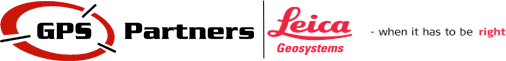 GPS Partners – Mērniecības instrumenti Logo