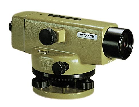 Leica optiskais nivelieris NA2