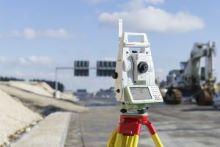 Leica TS13 robots