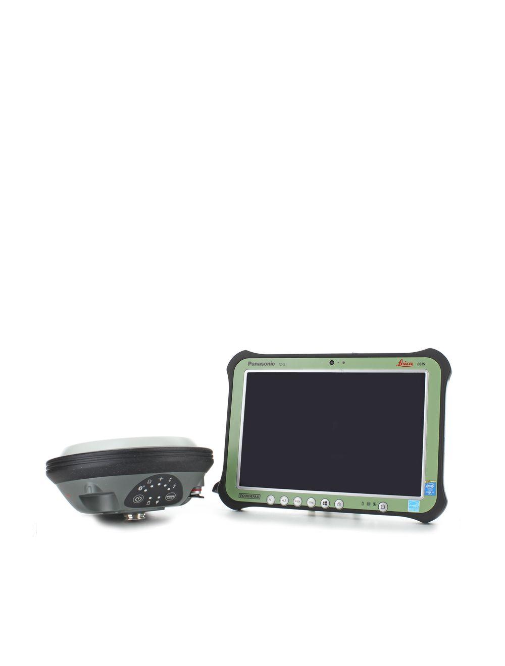 Lietots Leica GS16 GPS