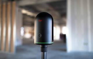 Leica BLK360 skeneris arhitektiem